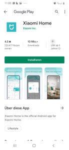 01-Xiaomi-App-installieren
